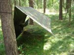 TARP SUMMITS FIVE  3x3 BlackBrownGreen